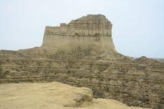 Parque nacional de Hingol - Paquistão foto de stock