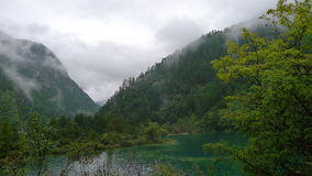 Parque nacional de Jiuzhaigou Imagen de archivo