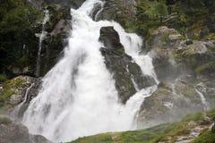 Parque nacional de Jostedalsbreen, Noruega Fotografia de Stock
