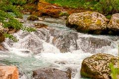 Parque nacional de Jostedalsbreen, Noruega Fotos de Stock Royalty Free