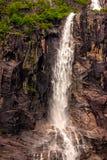 Parque nacional de Jostedalsbreen, Noruega foto de stock