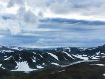 Parque nacional de Jotunheimen Fotos de archivo