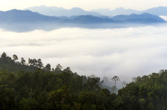 Parque nacional de Kaeng Krachan imágenes de archivo libres de regalías
