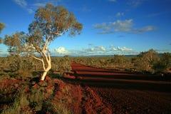 Parque nacional de Karijini imagem de stock