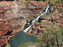 Parque nacional de Karijini Imagenes de archivo
