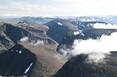 Parque nacional de Kebnekaise Fotos de archivo