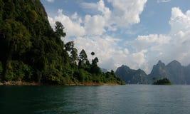 Parque nacional de Khao Sok Imagem de Stock Royalty Free