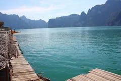 Parque nacional de Khao Sok Imágenes de archivo libres de regalías