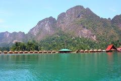 Parque nacional de Khao Sok Fotos de archivo