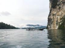 Parque nacional de Khao Sok Imagens de Stock
