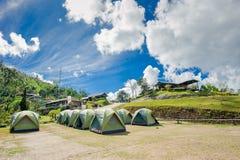 Parque nacional de Khun Sathan fotografia de stock