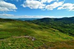 Parque nacional de Killarney en el país Kerry, Irlanda Fotos de archivo libres de regalías
