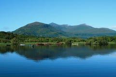 Parque nacional de Killarney en el país Kerry, Irlanda Fotografía de archivo libre de regalías