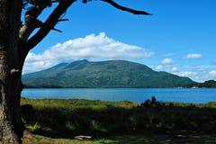 Parque nacional de Killarney en el país Kerry, Irlanda Foto de archivo