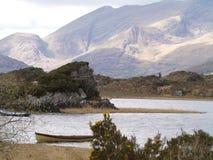 Parque nacional de Killarney - lago y montañas Imagen de archivo libre de regalías