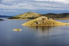 Parque nacional de Kornati imagen de archivo libre de regalías
