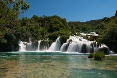 Parque nacional de Krka Fotos de Stock