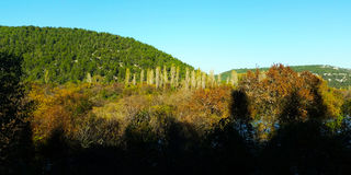 Parque nacional de Krka Imagens de Stock