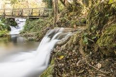 Parque nacional de Krka/Croácia Fotografia de Stock Royalty Free