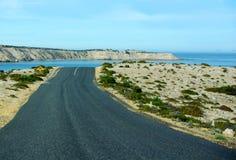 Parque nacional de la bahía del ataúd, península de Eyre Foto de archivo