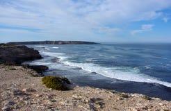 Parque nacional de la bahía del ataúd, península de Eyre Imágenes de archivo libres de regalías