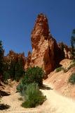 Parque nacional de la barranca de Bryce Imagen de archivo