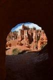 Parque nacional de la barranca de Bryce, UT Fotografía de archivo