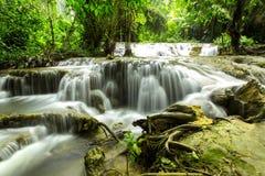 Parque nacional de la cascada Fotografía de archivo
