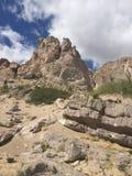 Parque nacional de la curva grande fotografía de archivo