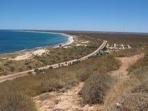 Parque nacional de la gama del cabo, Australia occidental fotografía de archivo