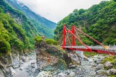 Parque nacional de la garganta de Taroko Imágenes de archivo libres de regalías