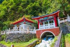 Parque nacional de la garganta de Taroko Fotografía de archivo libre de regalías