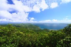 Parque nacional de la montaña sabia imagen de archivo