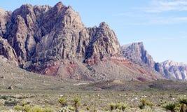 Parque nacional de la roca del barranco del parque nacional del barranco rojo de la roca Imágenes de archivo libres de regalías