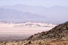 Parque nacional de la yuca, California, Estados Unidos Fotografía de archivo libre de regalías