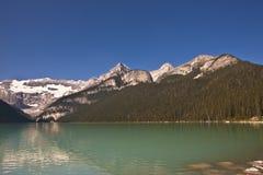 Parque nacional de Lake Louise - de Banff Foto de archivo