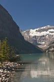 Parque nacional de Lake Louise - de Banff Fotografía de archivo libre de regalías