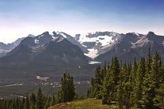 Parque nacional de Lake Louise - de Banff Fotos de archivo