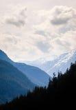 Parque nacional de las cascadas del norte Imagen de archivo libre de regalías