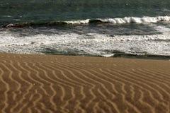 Parque nacional de las dunas de arena Foto de archivo