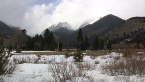 Parque Nacional de las Montañas Rocosas de Colorado metrajes