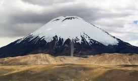 Parque nacional de Lauca, o Chile, Ámérica do Sul Fotos de Stock