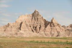 Parque nacional de los Badlands fotos de archivo