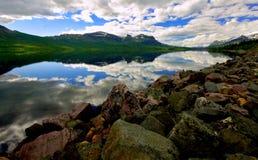 Parque nacional de los sjofaletes de Stora Imágenes de archivo libres de regalías
