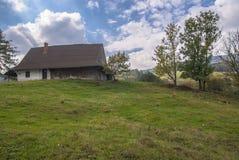 Parque nacional de Magura (parque Narodowy de Magurski) Imagem de Stock
