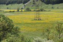 Parque nacional de Majella en Italia imagenes de archivo