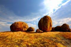Parque nacional de Matopos, Zimbabwe Imagens de Stock Royalty Free