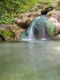 Parque nacional de molas quentes Fotografia de Stock Royalty Free