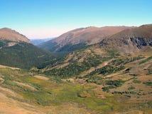 Parque nacional de montanha rochosa Foto de Stock Royalty Free