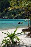 Parque nacional de MU Ko Surin Imágenes de archivo libres de regalías